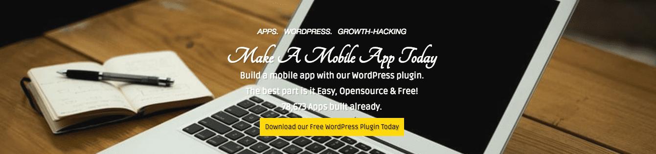Make Mobile App