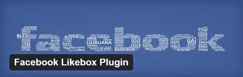 Facebook Likebox Plugin
