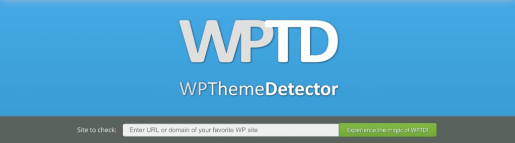 WP Theme Detector