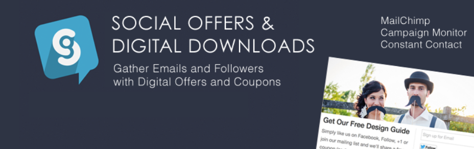 The Social Offers plugin.