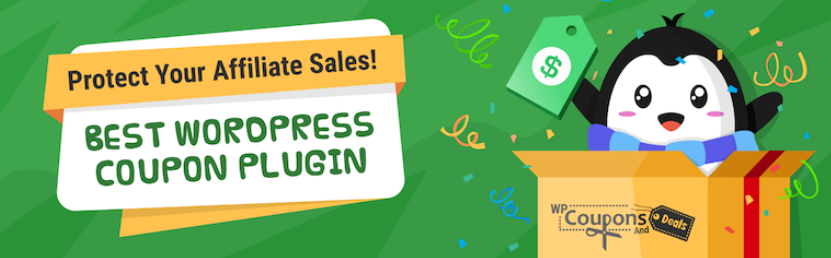 The WP Coupons and Deals plugin.