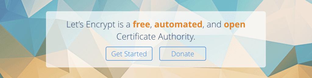 Let's Encrypt SSL Certificate