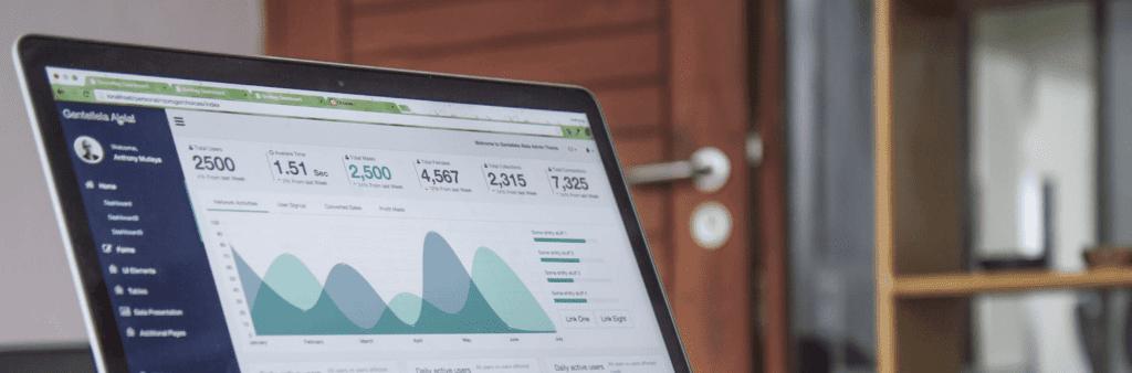WordPress Google Analytics Dashboards