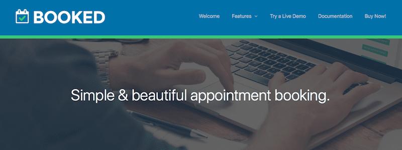 booking plugins for WordPress