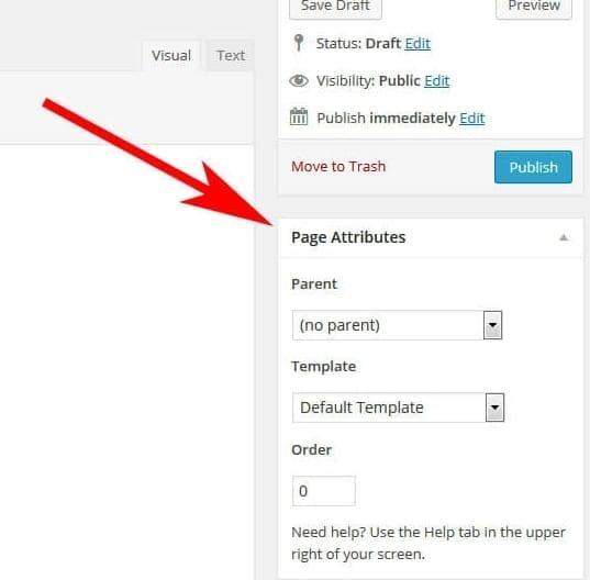Remove WordPress Sidebars