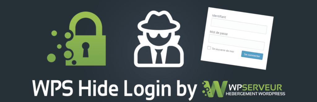 The WPS Hide Login WordPress plugin.