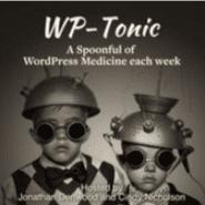WP-Tonic WordPress podcast