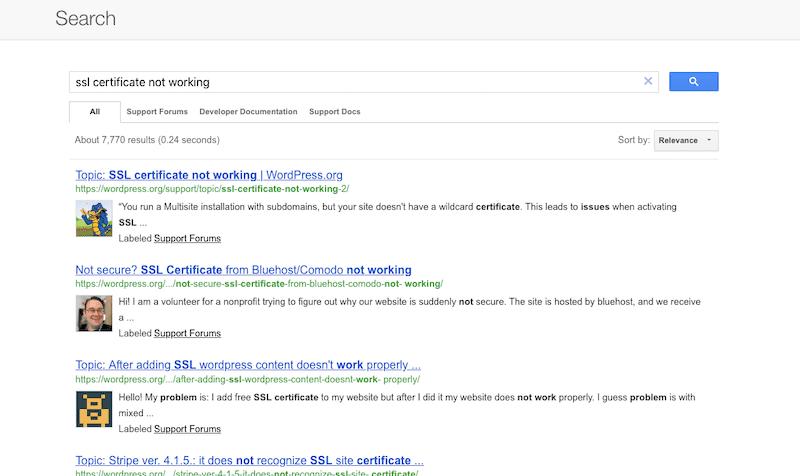 Search Shortcut