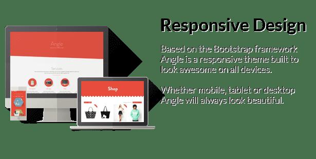 Angle Responsive