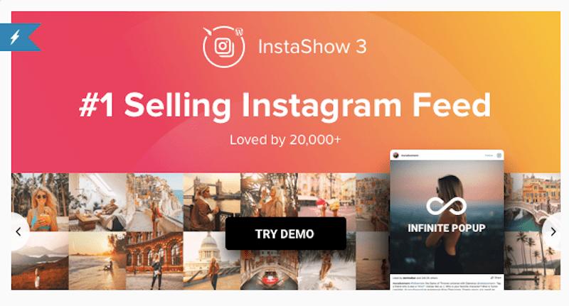 WordPress Instagram Gallery Plugin
