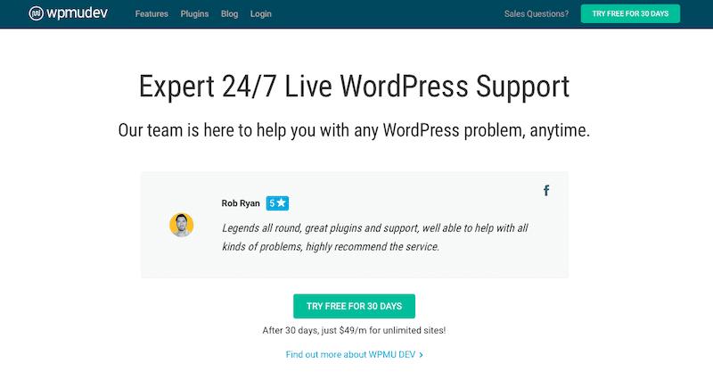 WPMU Live Support