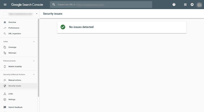 Google Search Console Alerts