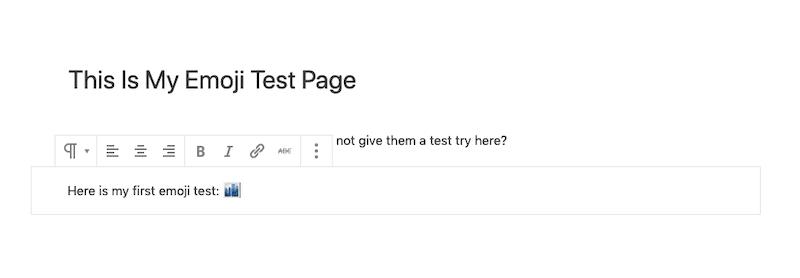 Emojipedia Test