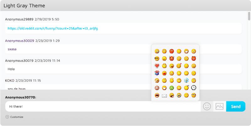Wise Chat Emoji
