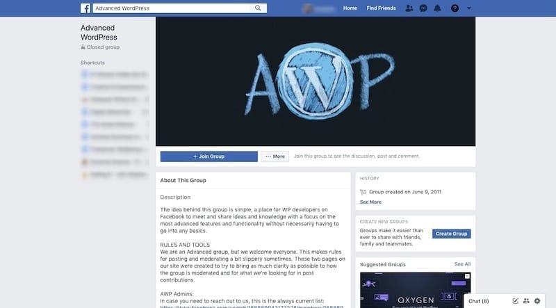 Advanced WordPress