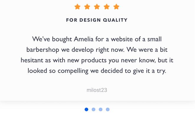 Amelia booking plugin 4
