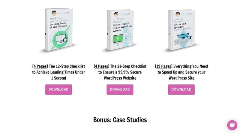 WP Buffs eBooks