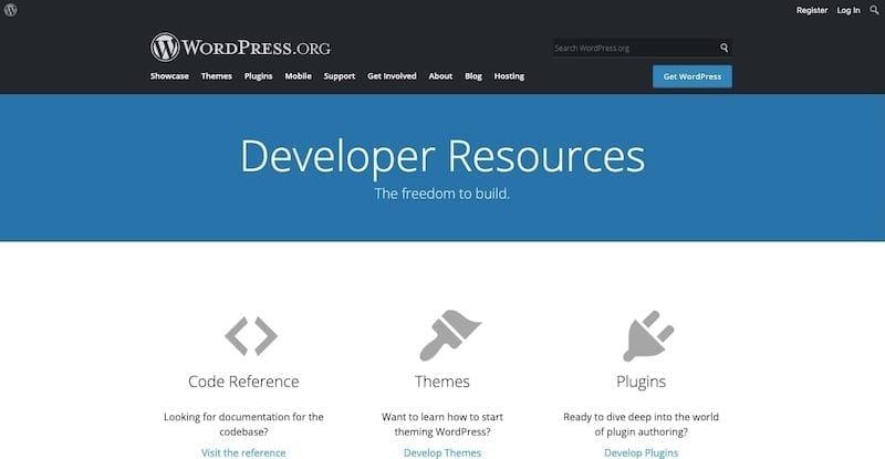 WordPress design and development