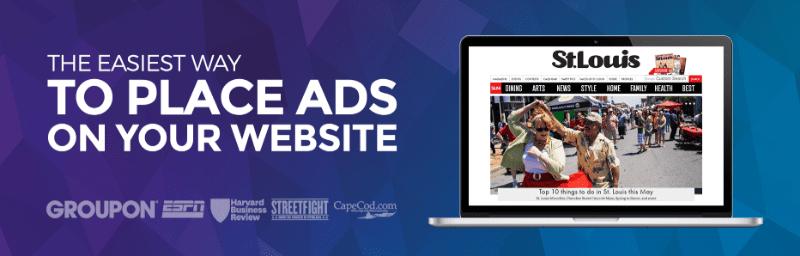 wordpress ad widget plugin