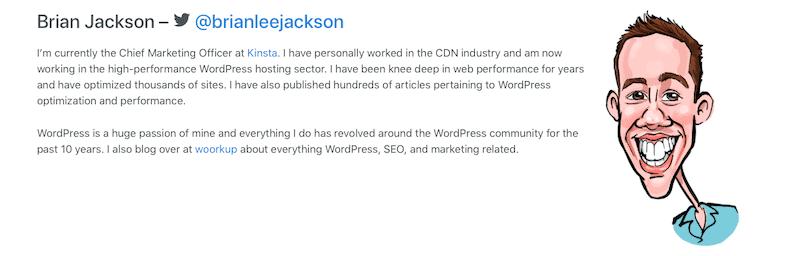 Brian Jackson bio