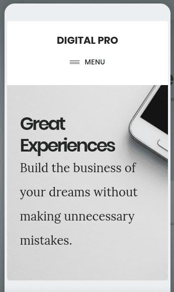 Digital Pro mobile