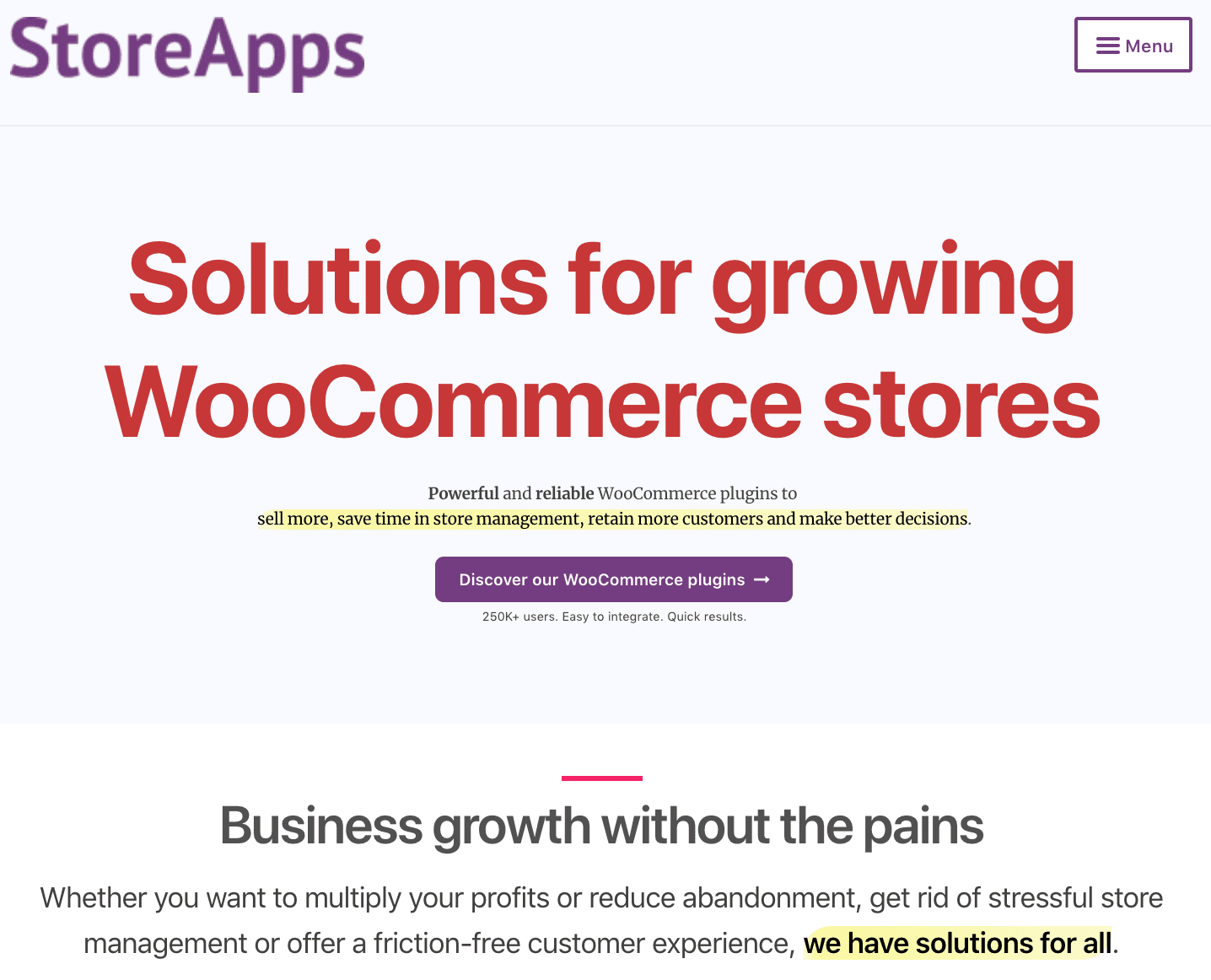 StoreApps site