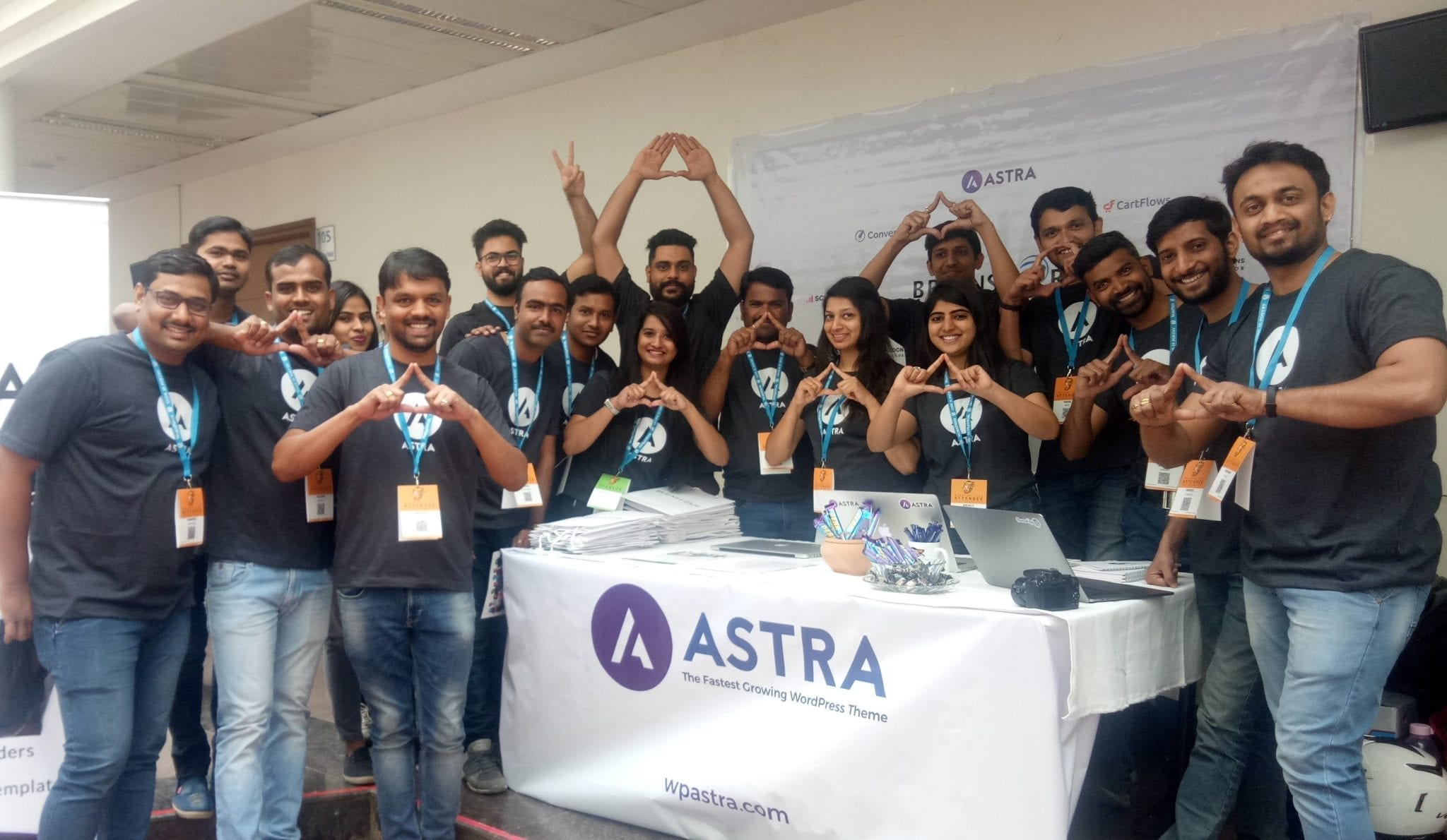 Astra team