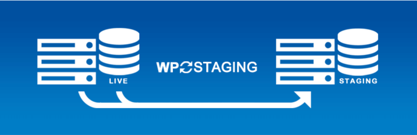 The WP Staging Plugin.