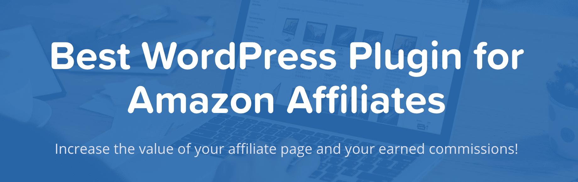 The Amazon Affiliate WordPress Plugin.