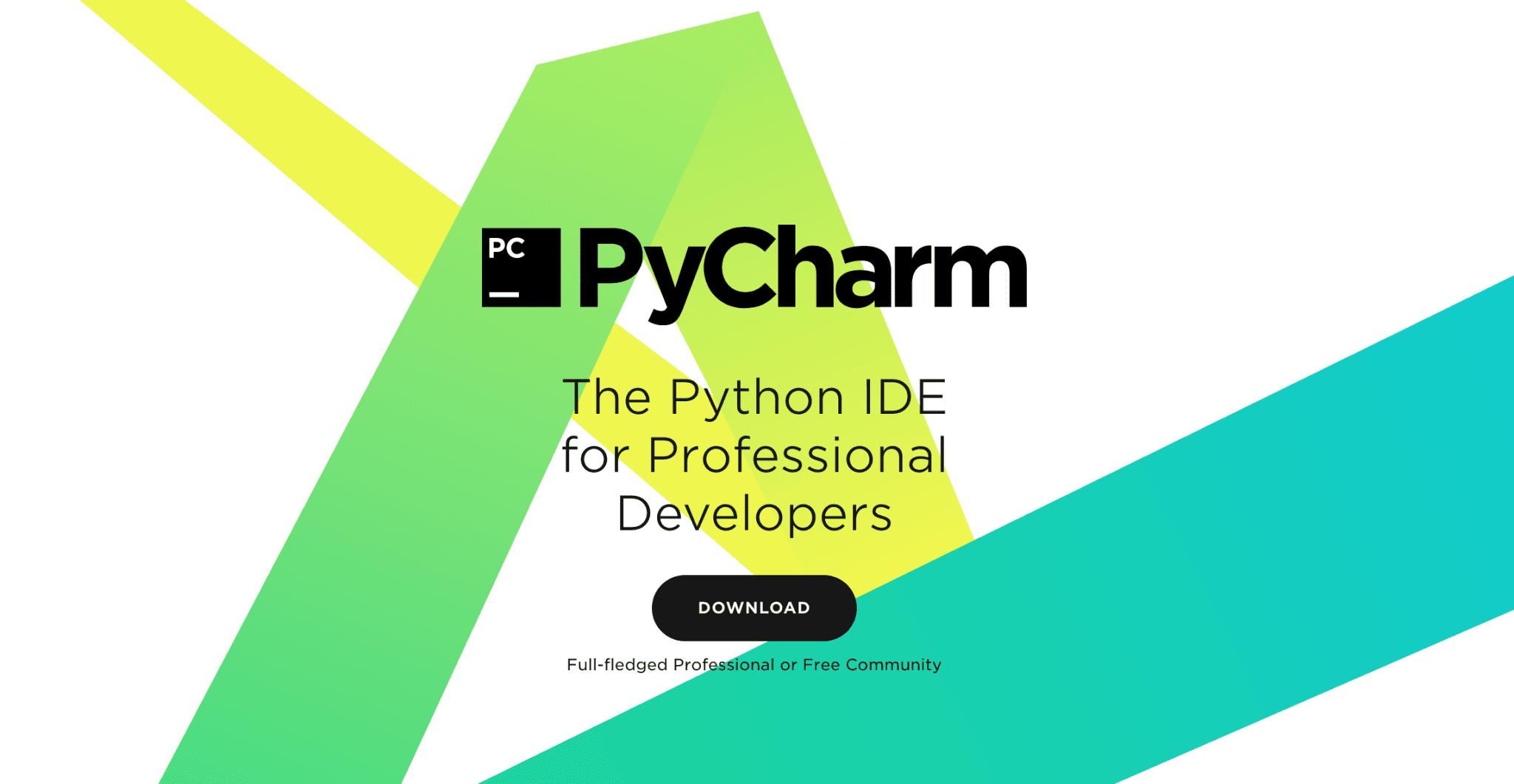 Python IDE.