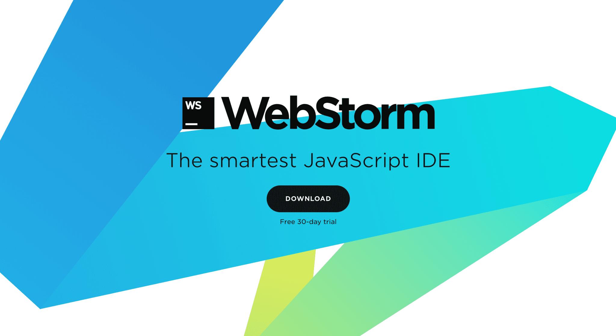 Jet Brains' Webstorm JavaScript IDE.