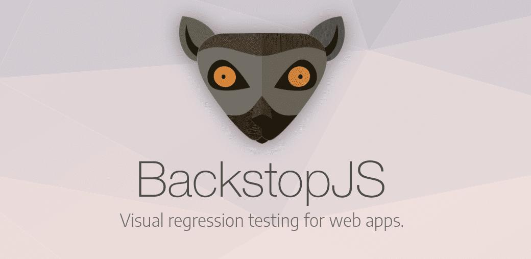 The BackstopJS website.
