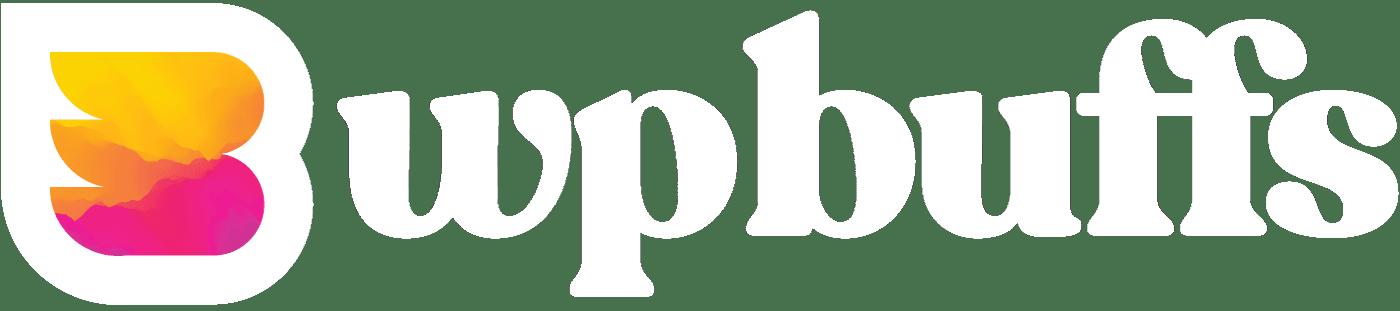 WP Buffs logo full