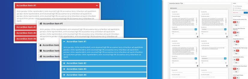 The Accordion FAQ WordPress plugin.
