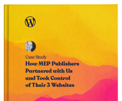 MEP Publishers Case Study Cover WL