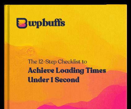 Speed checklist eBook cover