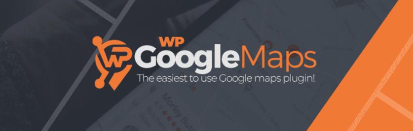 The WP Google Maps WordPress map plugin.