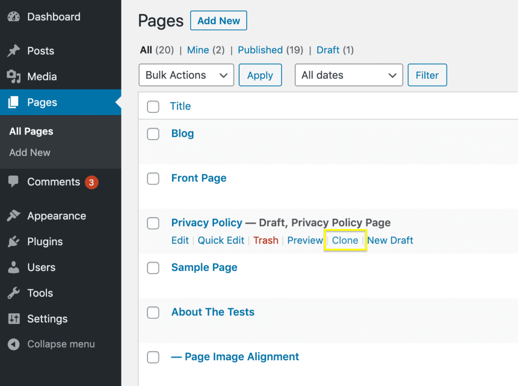 duplicate post plugin