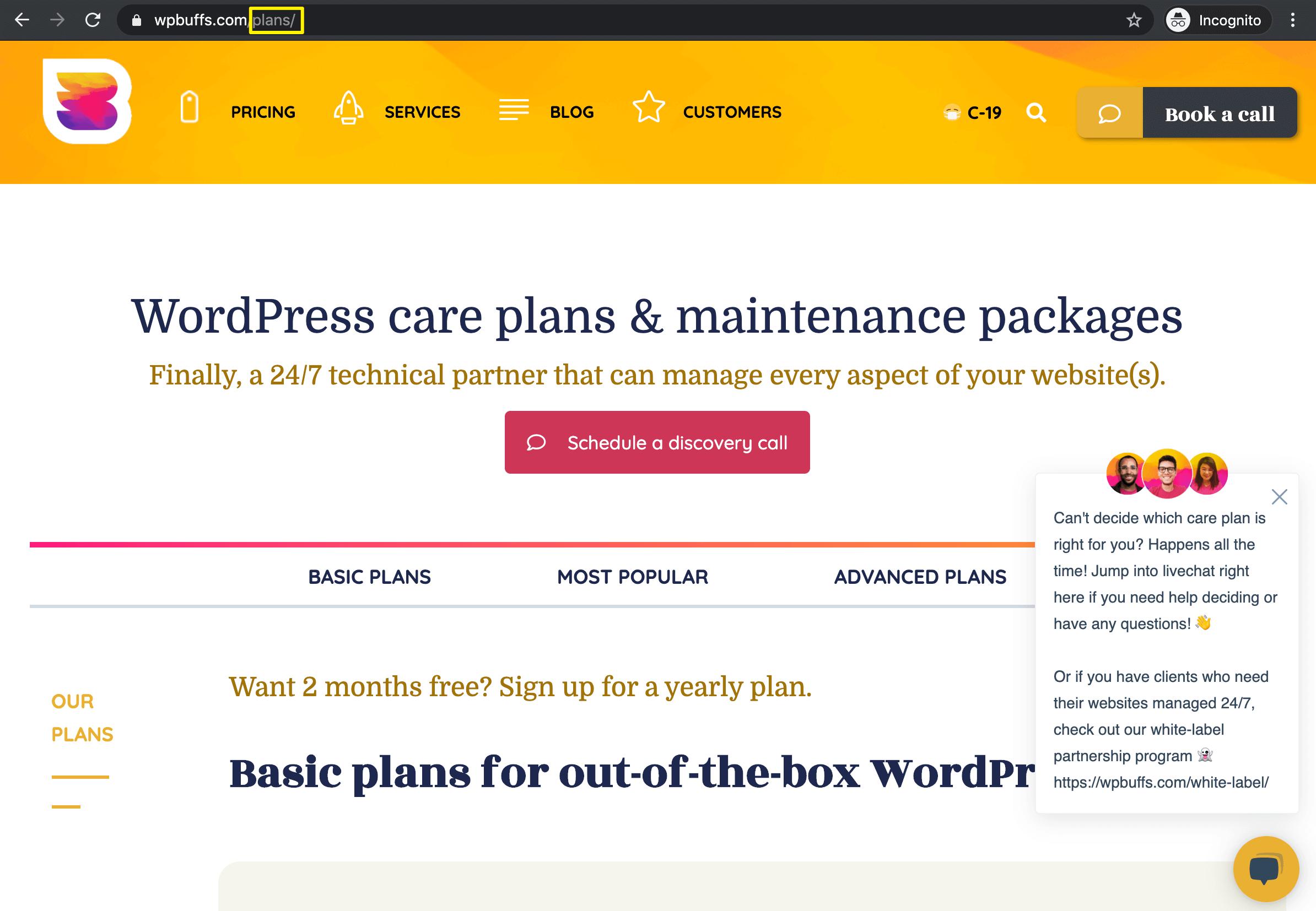 What is WordPress slug used for?
