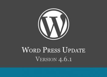 wordpress 4.6.1